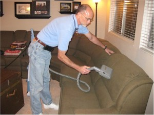 How Often Should Upholstered Furniture be Cleaned