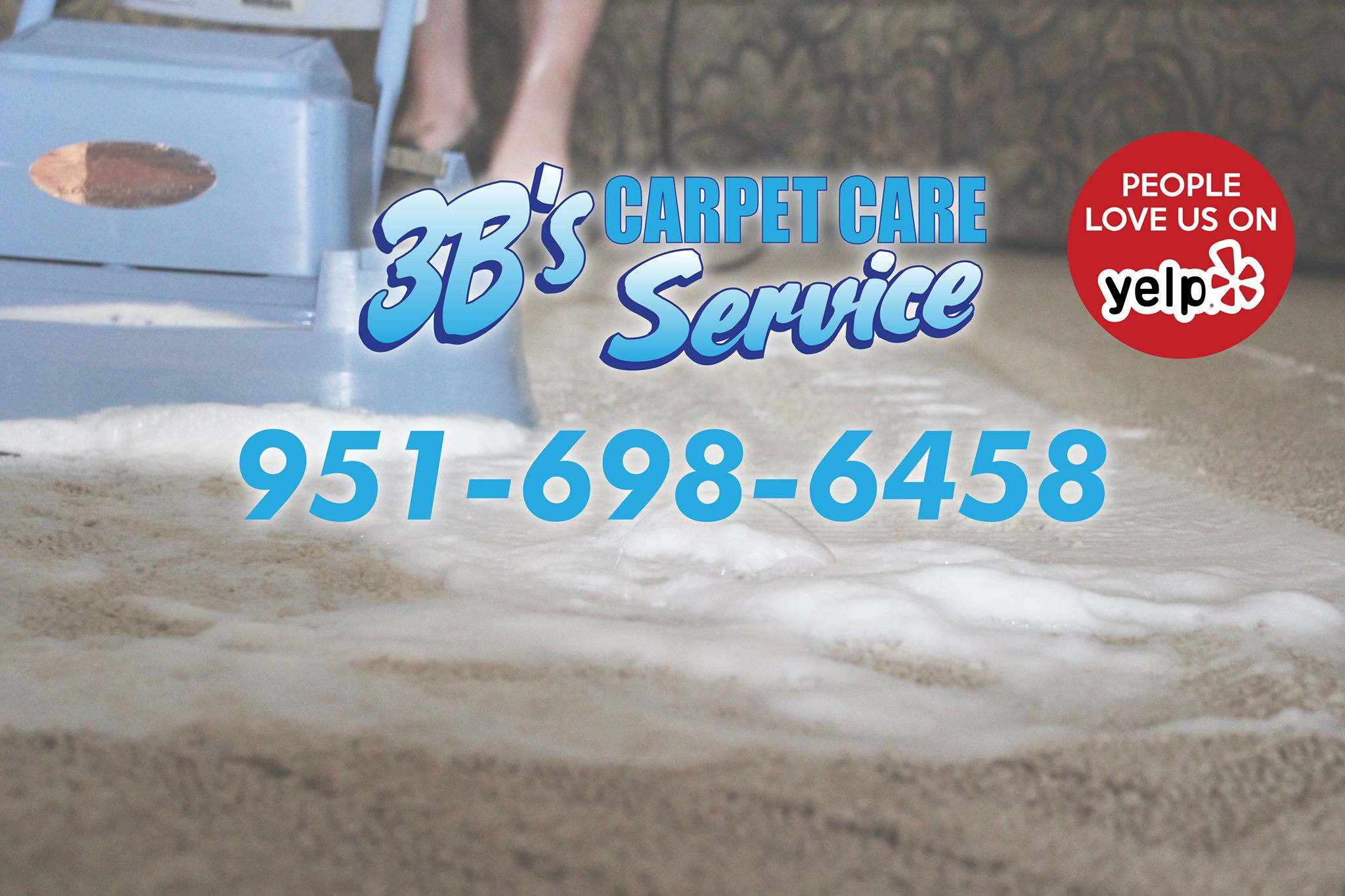 3B's Carpet Cleaning and Floor Care Service has had many customers tell us they have not had their carpets cleaned in 3 years or more because they have ...